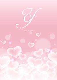 Initial -Y- Heartcloud
