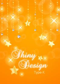 Shiny Design Type-K Orange+Star