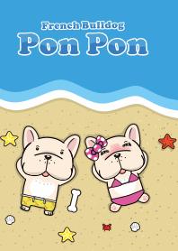 法鬥PonPon~夏季甜密篇