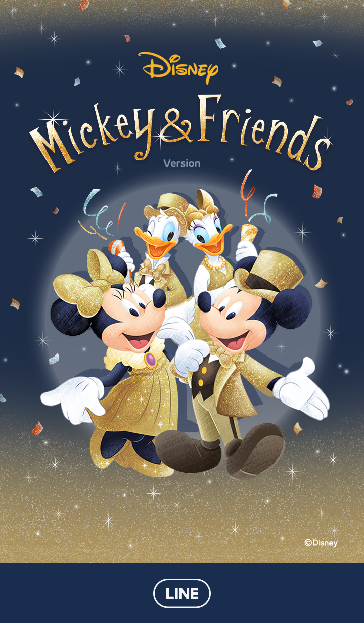 Mickey and Friends Sparkling Party