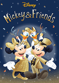 Mickey Mouse & Friends(華麗派對篇)