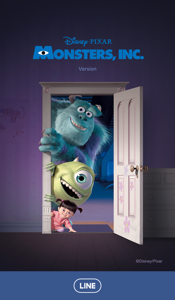 Monsters, Inc. (Doors)