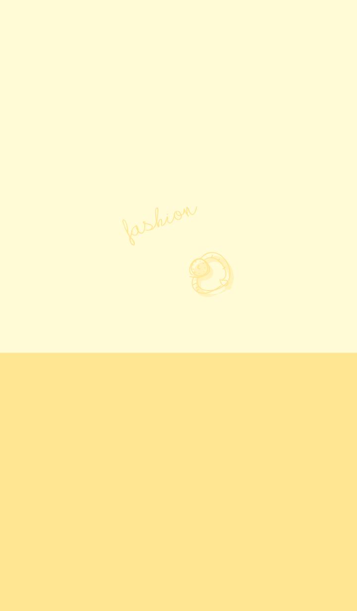 fashion jasmine yellow