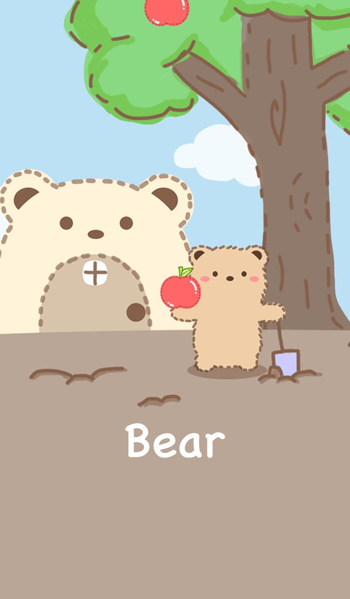 Bear in the Fram
