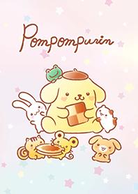 ปอมปอมปูริน ได้เวลาขนมหวาน♪