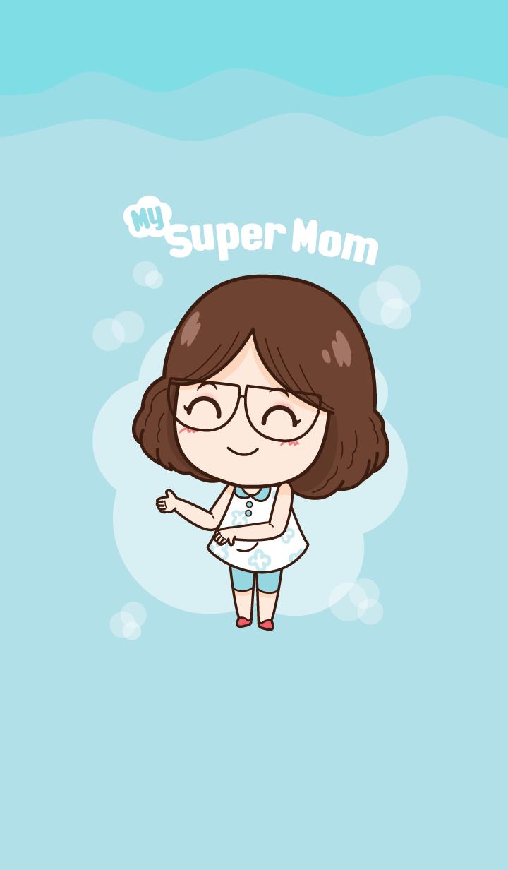 My Super Mom x2