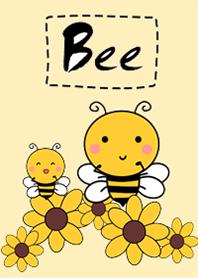 Bee Yellow & Black