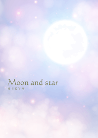 Moon and star -MEKYM- 12
