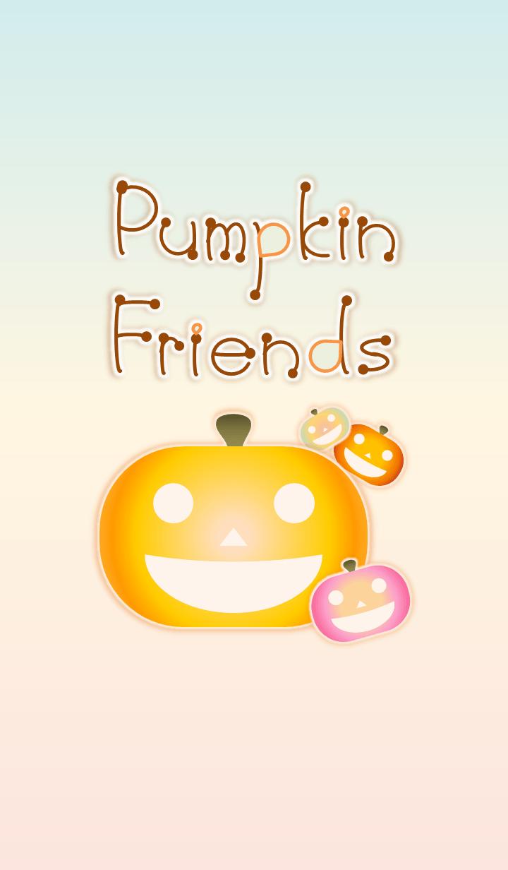 Pumpkin Friends (Beige Ver.4)