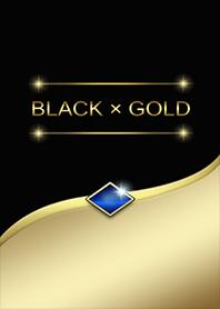 Luxury Black & Gold