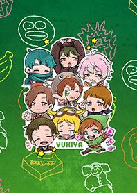 Yukiya`s School Life Theme