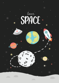 Space lover.