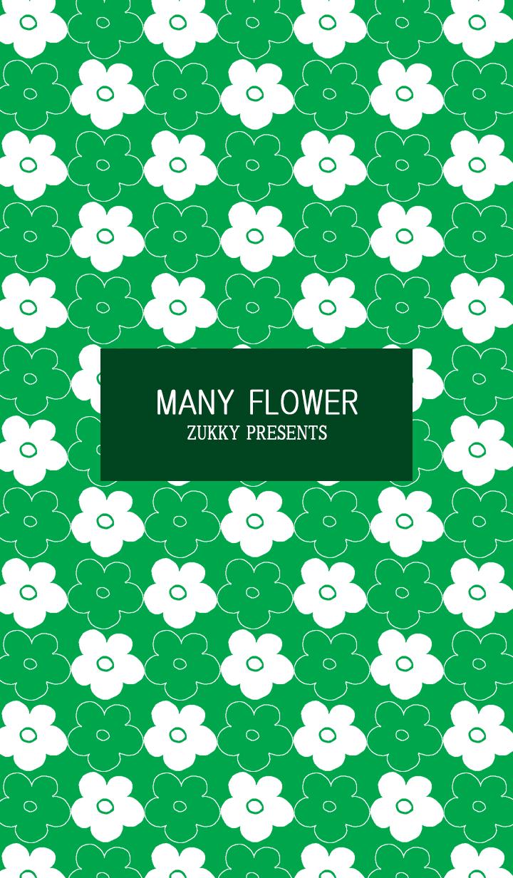 MANY FLOWER75