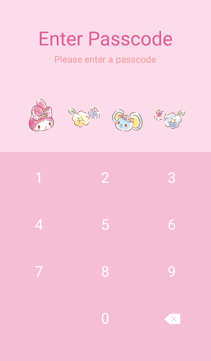 My Melody: Sparkling Shop