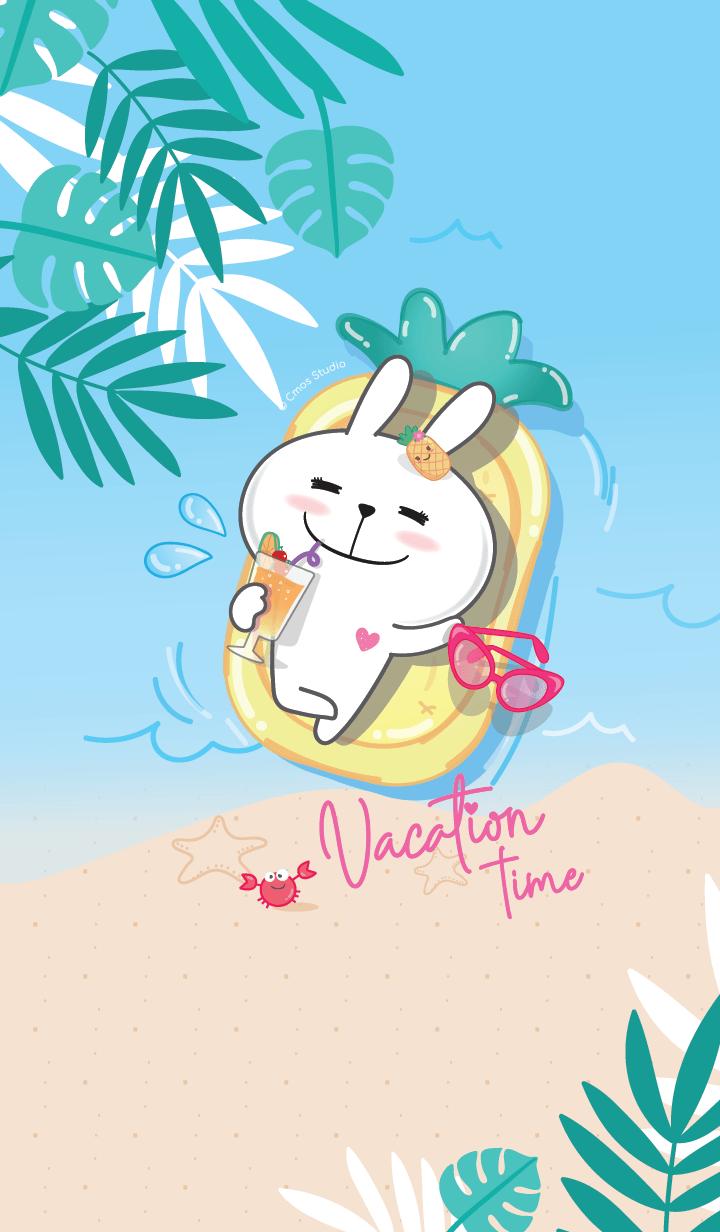 Rabby Rabbit : Vacation time