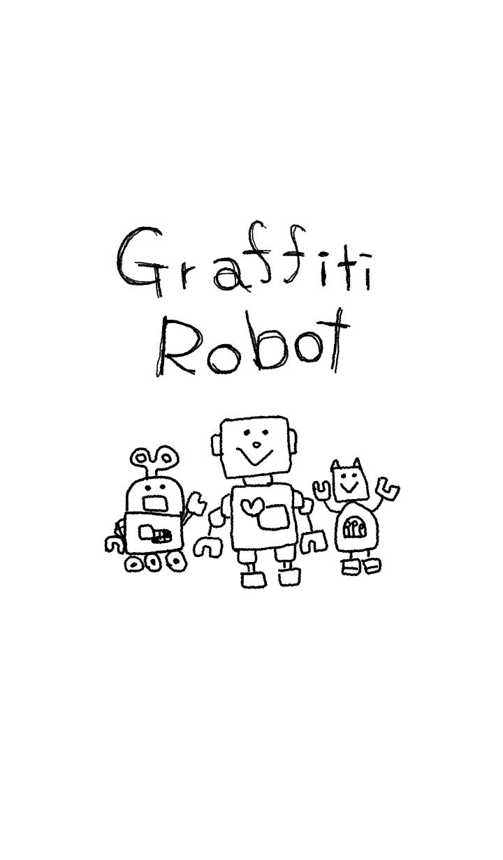 Graffiti Robot