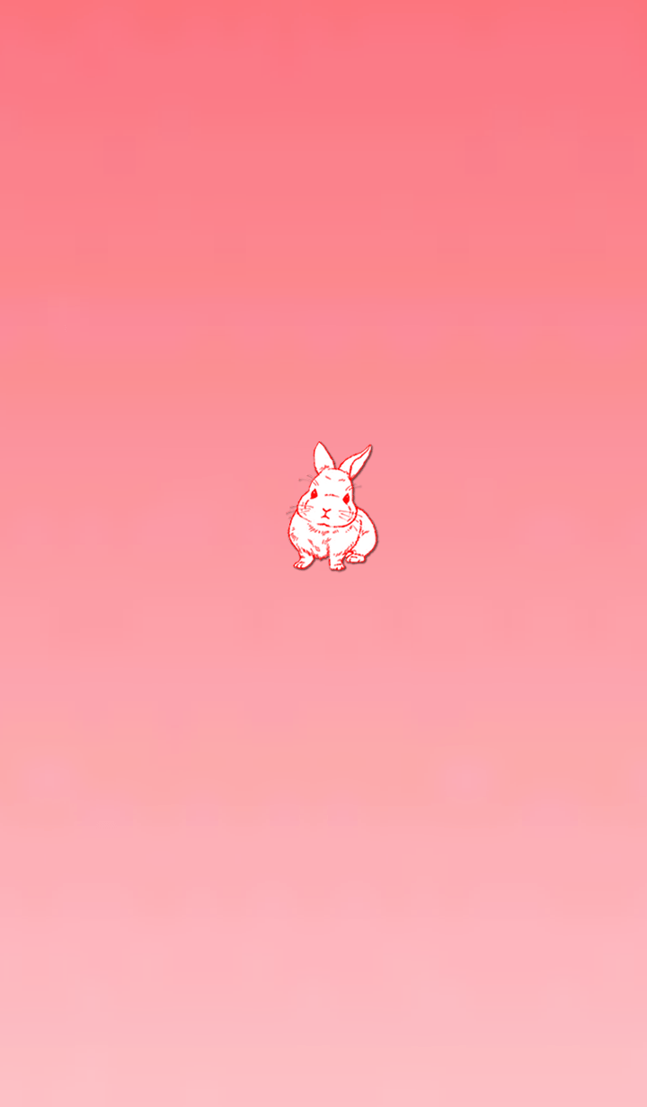Simple and realistic rabbit