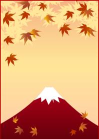 天天都是楓葉季-想念富士山篇