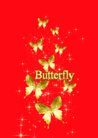 Eight*Butterfly with RED #2