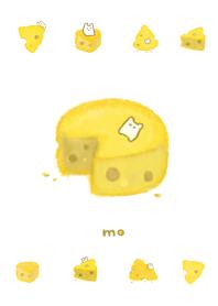 奶酪和小白鼠 mo