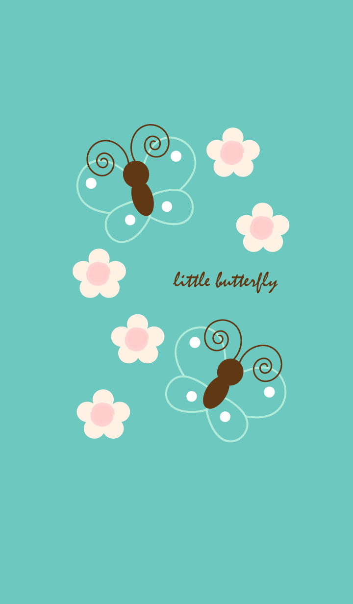 vintage butterfly theme 23