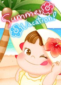 Summer Vacation ! with PEKO #fresh #pop