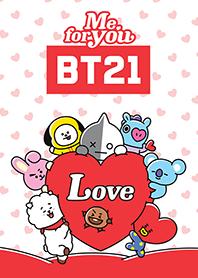 BT21(一心為你篇)