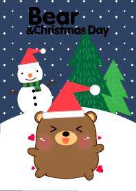 bear & christmas day