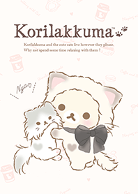 Korilakkuma and Cute Cats