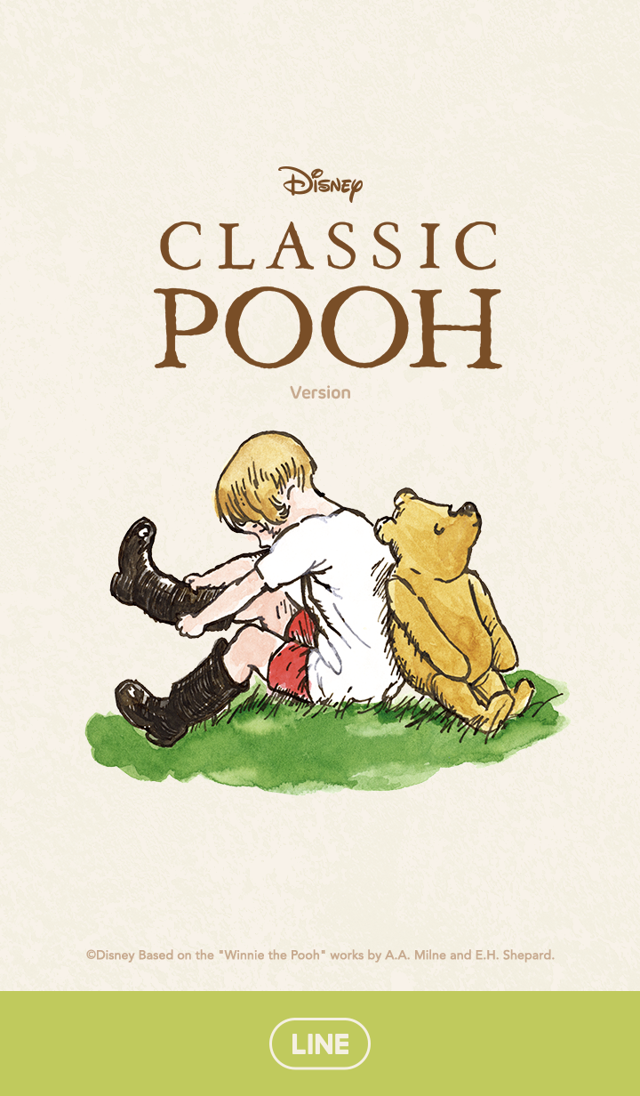 Winnie the Pooh: Classic Pooh