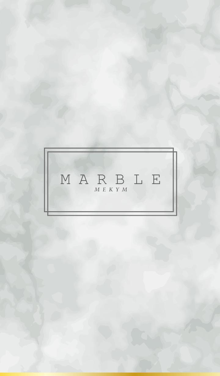 MONOTONE MARBLE -MEKYM- 12