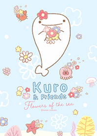 Kuro & Friends : Flowers of the sea