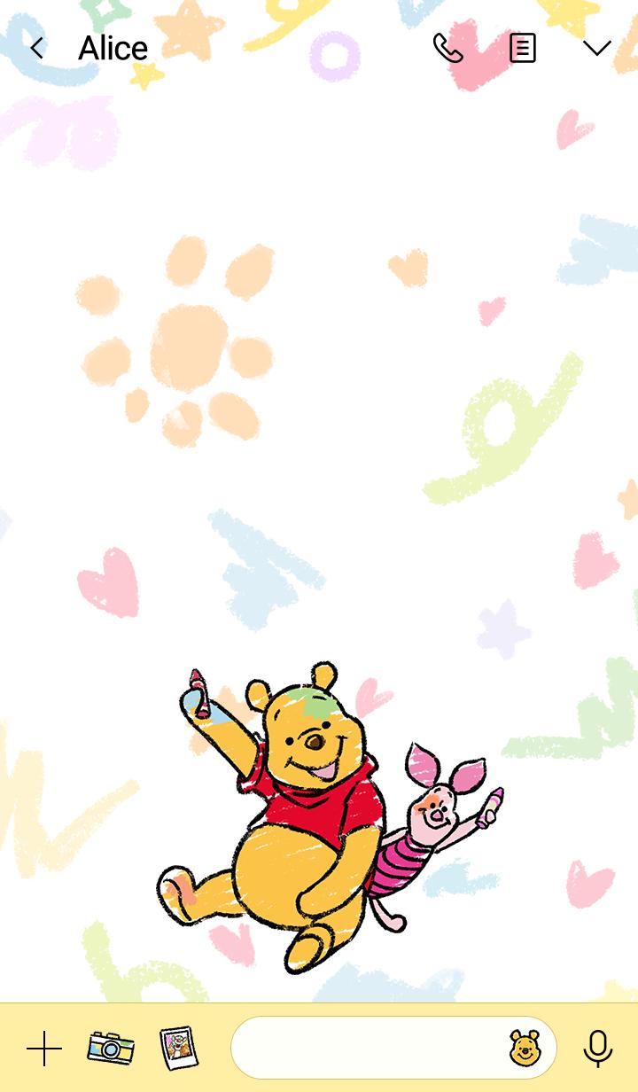 Winnie the Pooh: Sketch