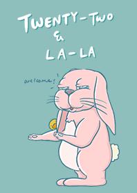 兔兔與拉拉鴨