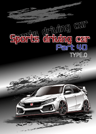 Sports driving car Part40 TYPE.0