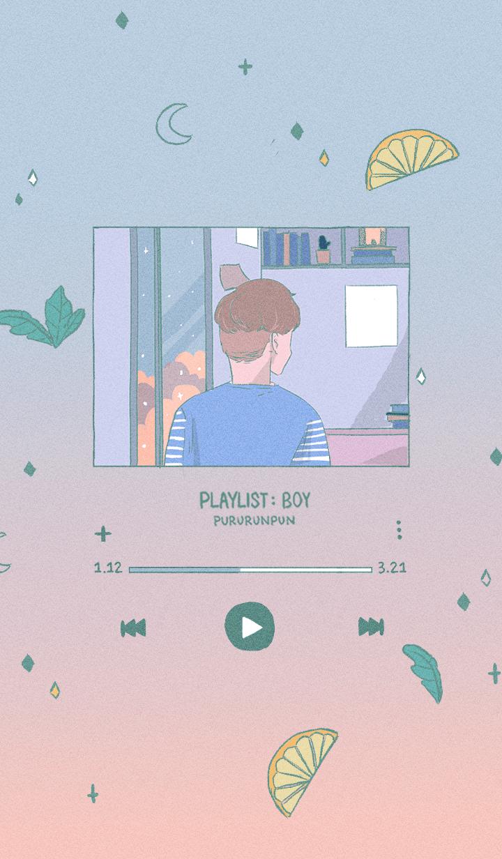 Playlist :Boy