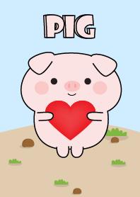 Emotions Cute Pig Pig Theme (JP)