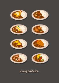 簡單的設計咖哩