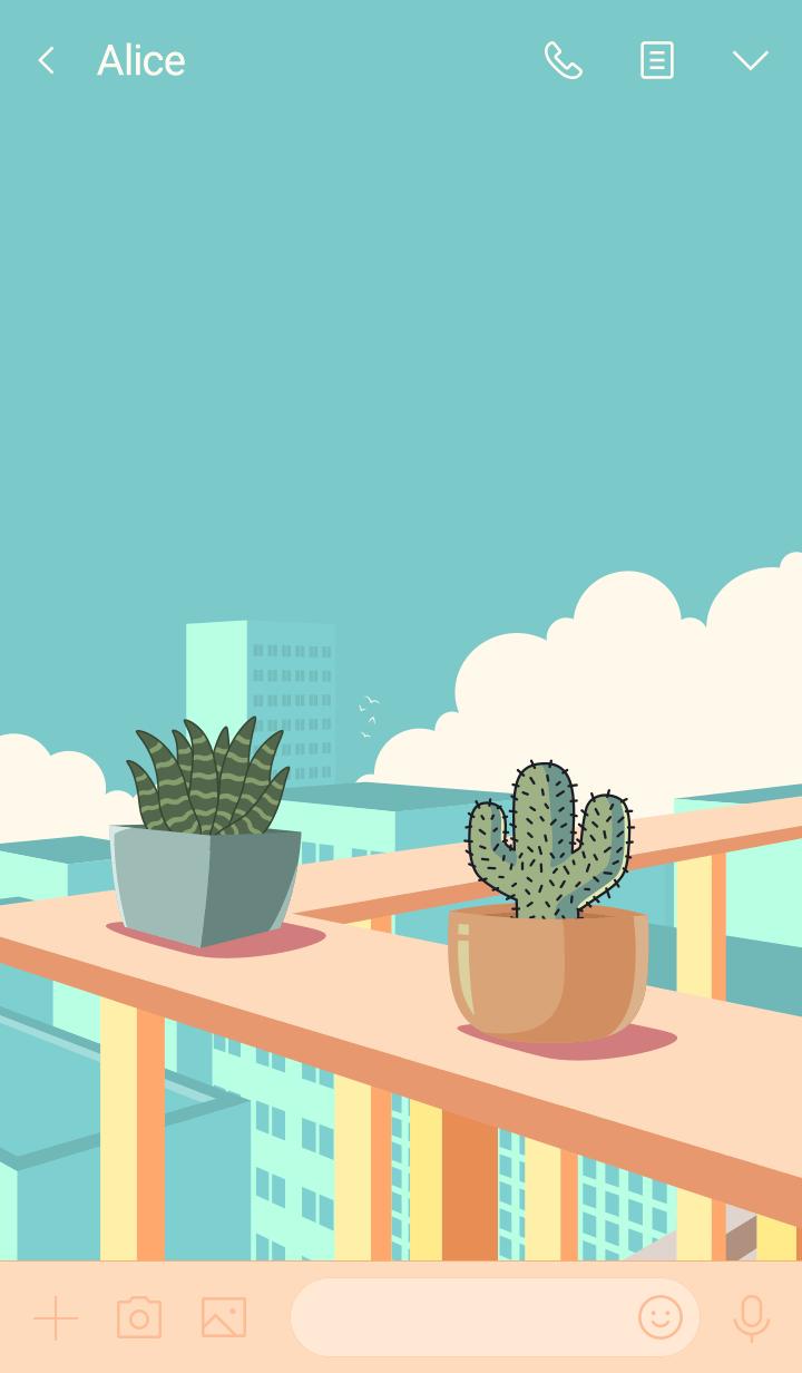 succulent plant [JAPAN ver.]