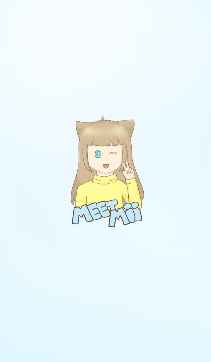 Meet Mii (Yellow Ver.)