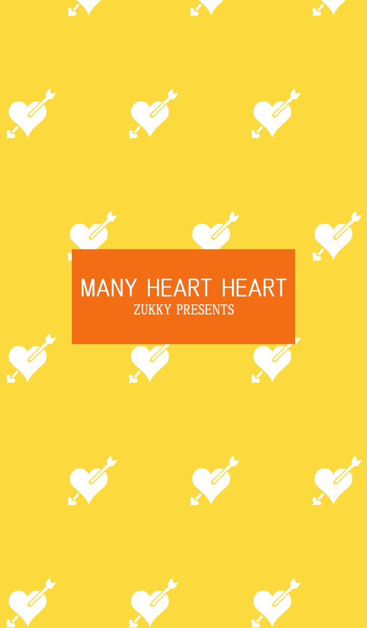 MANY HEART HEART11