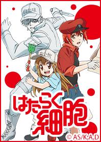 hataraku-saibou Vol.1