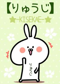Ryuuji usagi green Theme