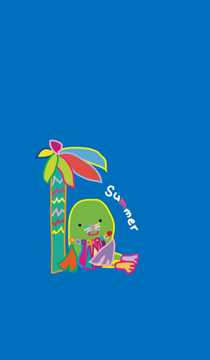 Summer sea lion#pop#cool
