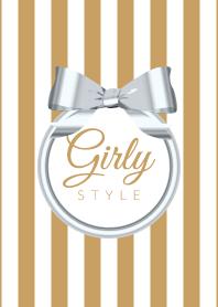 Girly Style-SILVERStripes14