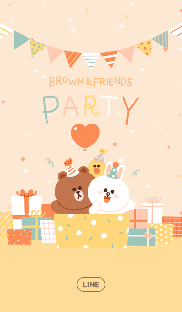 BROWN & FRIENDS PARTY
