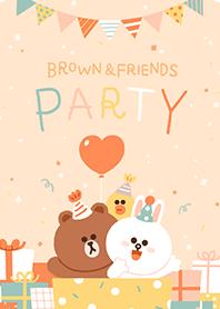 BROWN(居家派對篇)