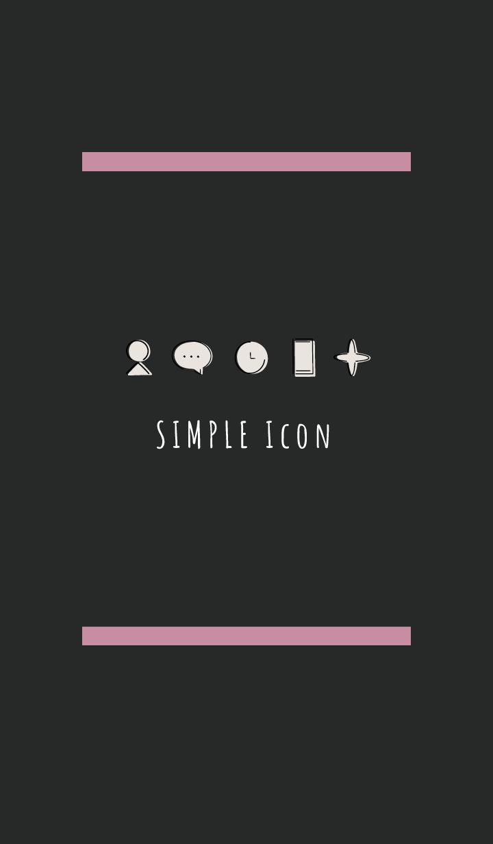 Black Pink : Simple Theme