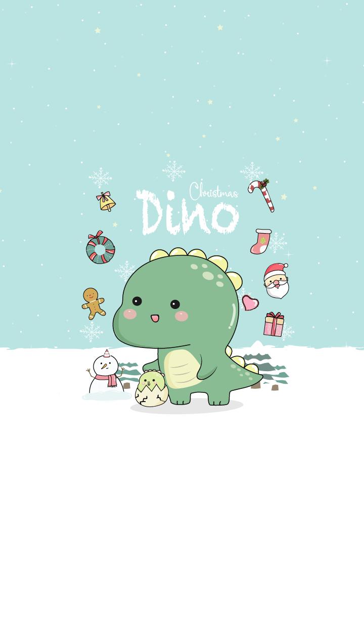 Dinosaurs - Merry Christmas