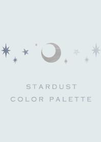 Stardust Color Pallet #Dusty Blue .